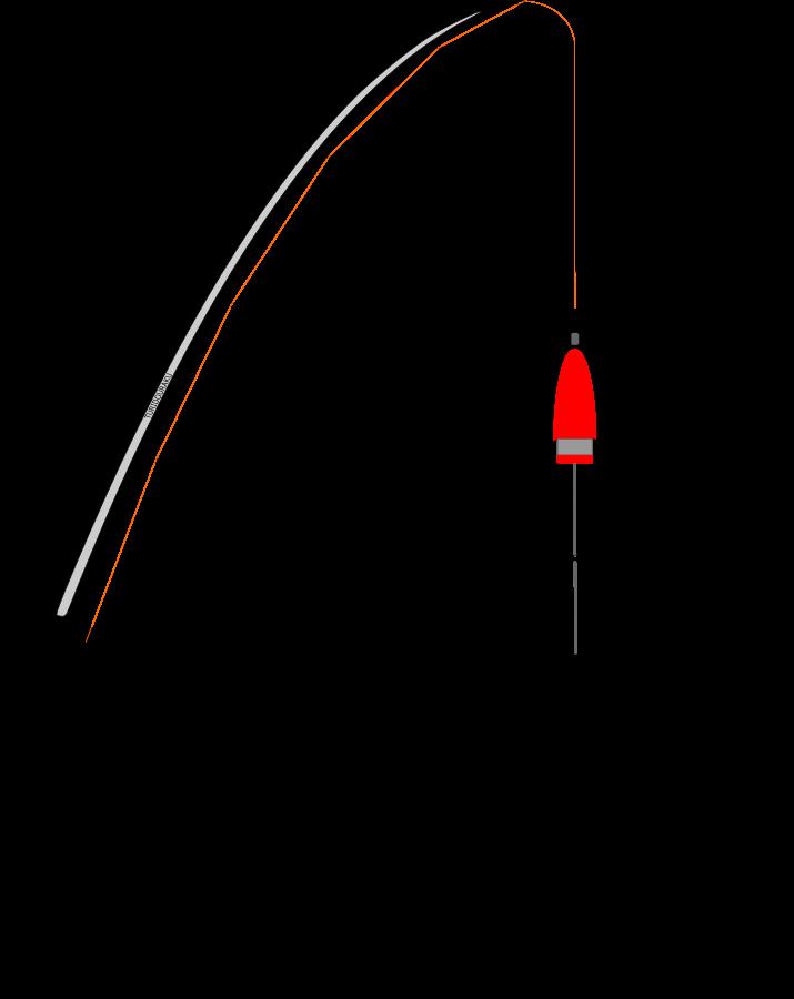 ロケット天秤仕掛け図