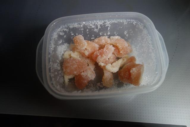 鶏むねの塩漬け写真7