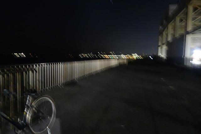 うみかぜ公園12月23日の午前3時30分ころの写真