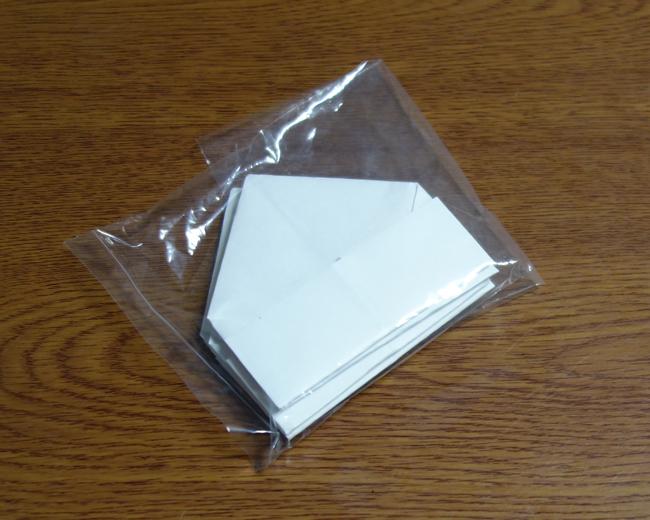 折り紙 ストック