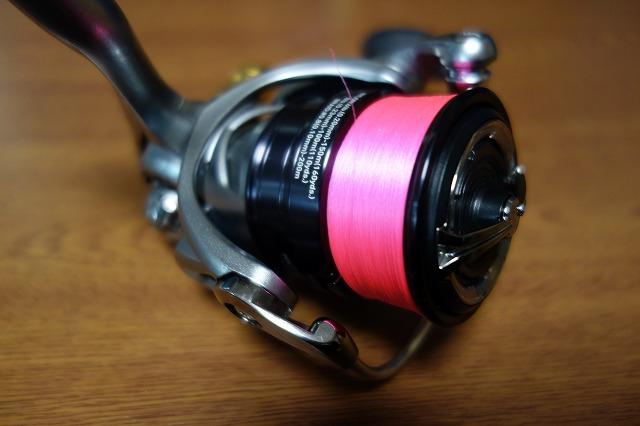 弾丸ブレイド 4本編みPE0.4号ピンク