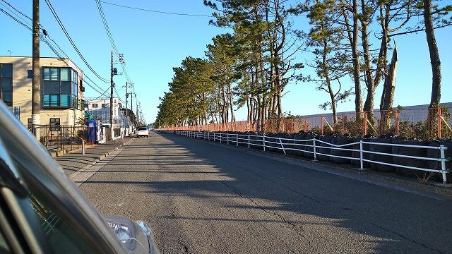 福浦岸壁の工事範囲
