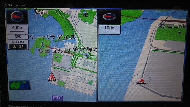 福浦岸壁の工事範囲MAP