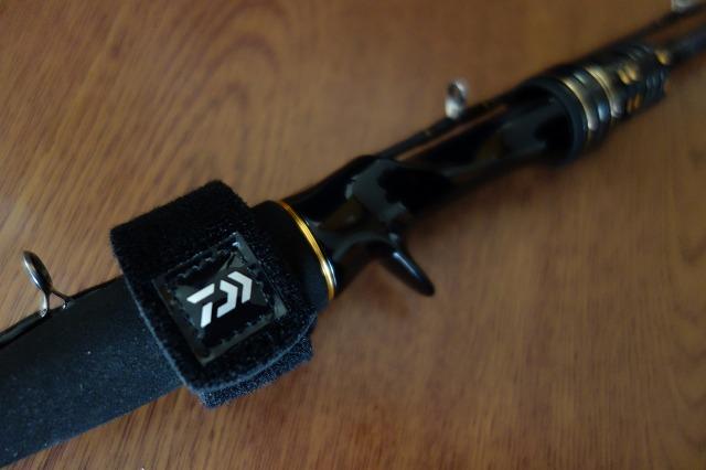 ダイワ ライトアジX170・Rのロッドベルト写真