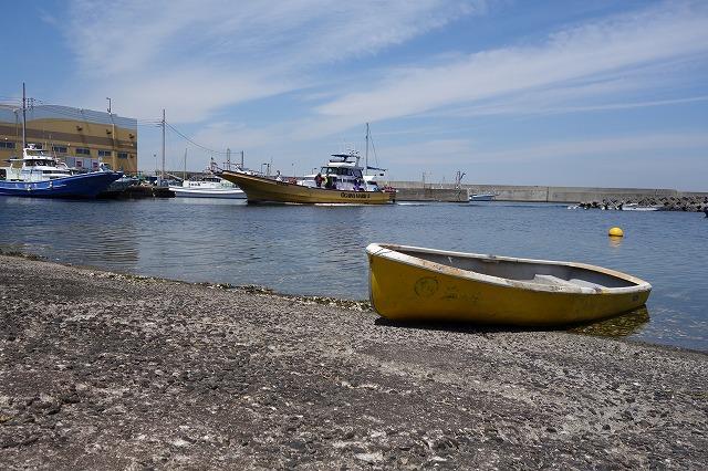 まるまつ丸さんの手漕ぎボート写真