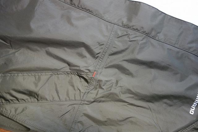 DSベーシックスーツ RA-027Qのポケット