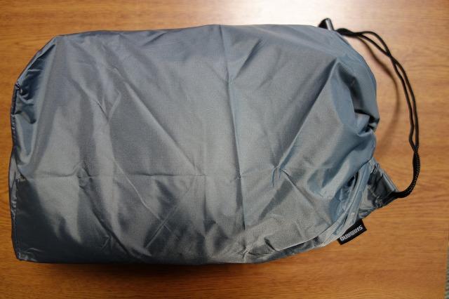 DSベーシックスーツ RA-027Qの収納袋