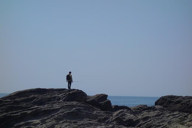 放浪する釣り人さん