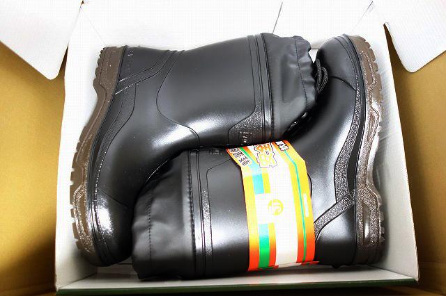 手漕ぎボート海釣り用のオススメ長靴