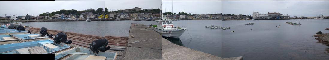 仮屋貸しボート前(湾)の写真