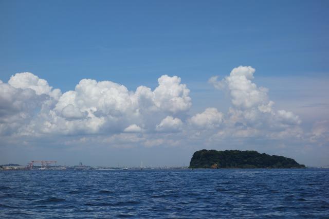 猿島の写真